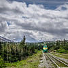 White Pass and Yukon Railway, Skagway, Alaska