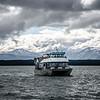 whale watching boat in juneau alaska