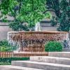 water feature fountain in washington dc