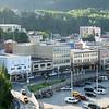 ketchikan alaska downtown of a northern USA town