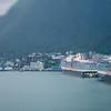 juneau alaska usa northern town and scenery