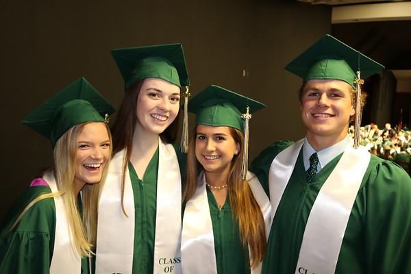 2018 Stratford High School graduation