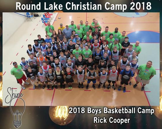 2018 Boys Basketball Camp