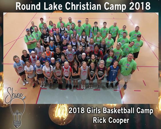 2018 Girls Basketball Camp