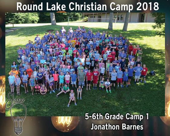 5-6th Grade Camp 1