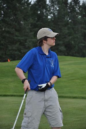 Golf - Thursday afternoon