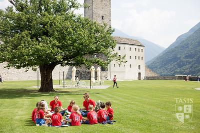 Bellinzona Castles