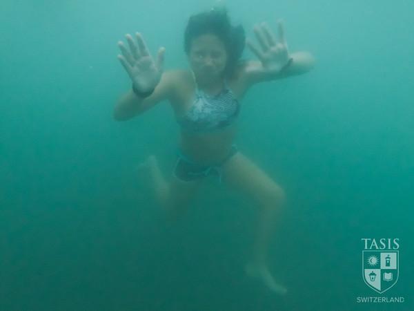 Italian Riviera (Swimming & Camogli)
