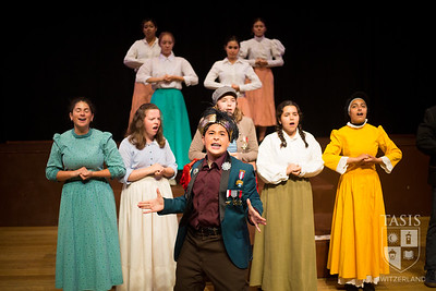 TSP Musical: The Prince of Poyais