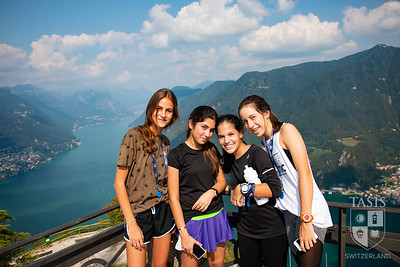 Hiking San Salvatore