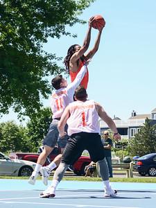 Summer Slam basketball in Manasquan, NJ on 6/16/18. [DANIELLA HEMINGHAUS | THE COAST STAR]