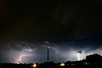 8_11_18 Brooksville Lightning Storm