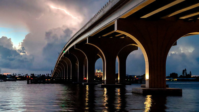 11_19_18 Sky over Boca Ciega Bridge