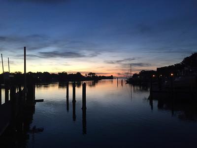 9_24_18 Coffee Pot Bayou Sunrise