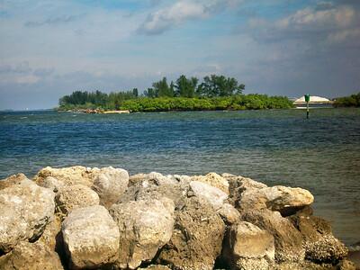 Apollo Beach Island view