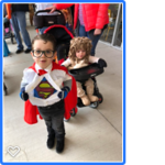 2018 Tots Halloween Event, St. Clair, Mich