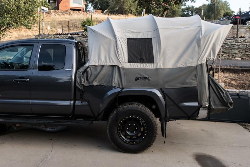 Kodiak truck tent | Tacoma World