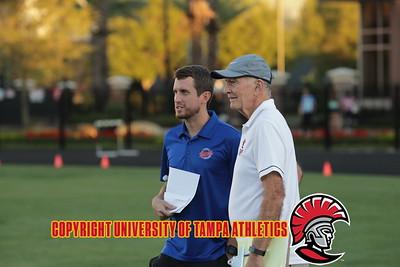 3/2/2018; Tampa, Fla.;University of Tampa men's & women's track at the UT Invitational track meet.
