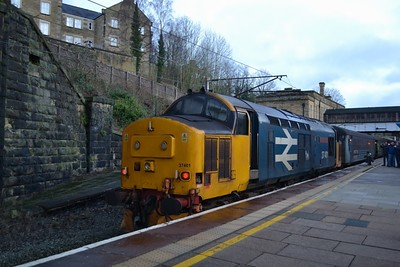 Northern Trains Class 37s
