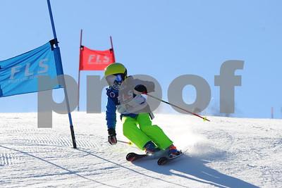 Hopefuls U8 Ski Race at Pico 2/17/18