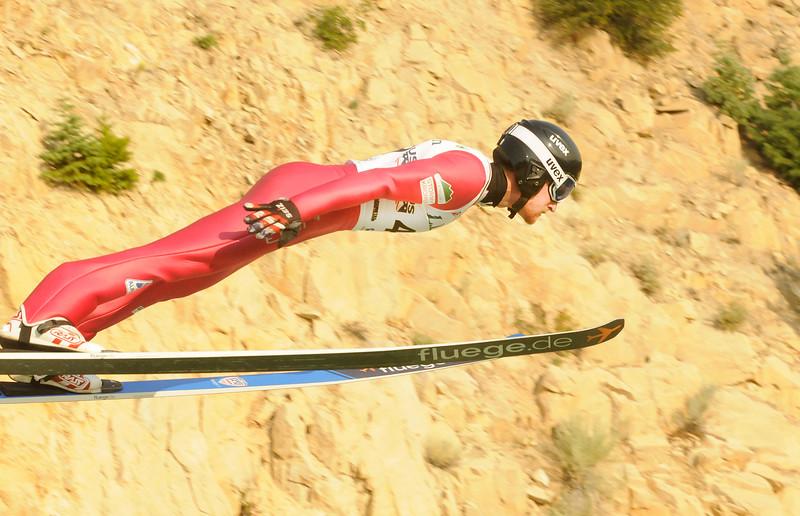 Michael Glasder - L.L.Bean U.S. Ski Jumping Championships