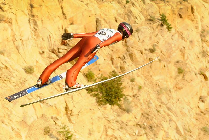 Casey Larson - L.L.Bean U.S. Ski Jumping Championships