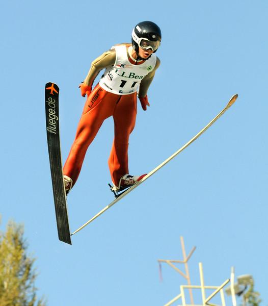 Annika Belshaw - L.L.Bean U.S. Ski Jumping Championships