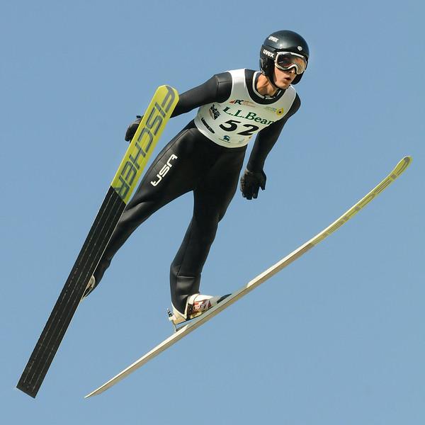 Kevin Bickner - L.L.Bean U.S. Ski Jumping Championships