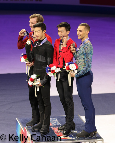 The Medalists