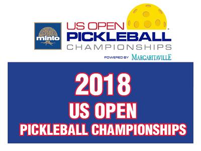 2018 US Open Pickleball