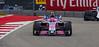 Esteban Ocon, driver for Force India.