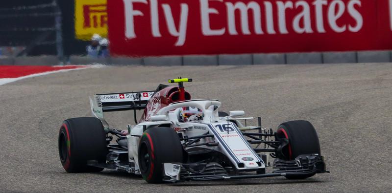 U S  Grand Prix 0147A, Charles LeClerc (1 of 1)