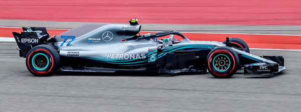 Vallteri Bottas, the other driver from Finland , drives for Mercedes. Each team is allowed 2 cars. This team spends almost one half billion dollars per year fielding those two race cars.