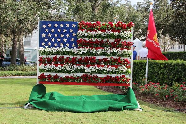 2018 Veterans Ceremony