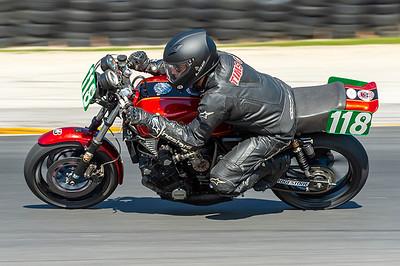 2018 Vintage MotoFest and AHRMA Vintage Racing