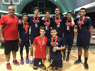 2018 Volleyball & Soccer Invitational Tournament