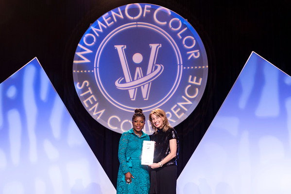 Women of Color Awards Gala and Dinner - 395