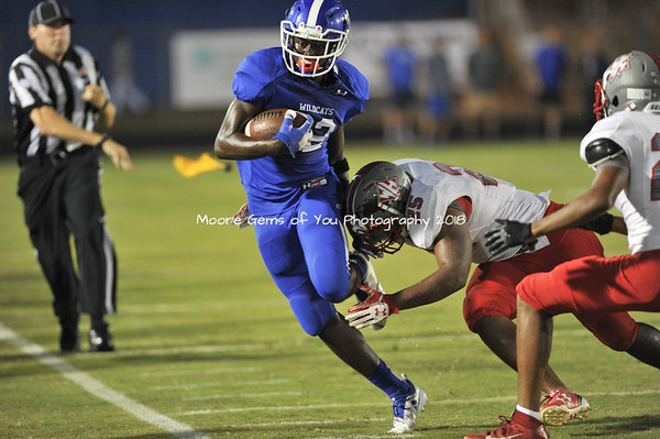 2018 Wade Hampton at Woodmont Week 5