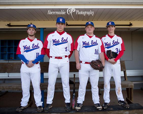 WE Baseball Teams