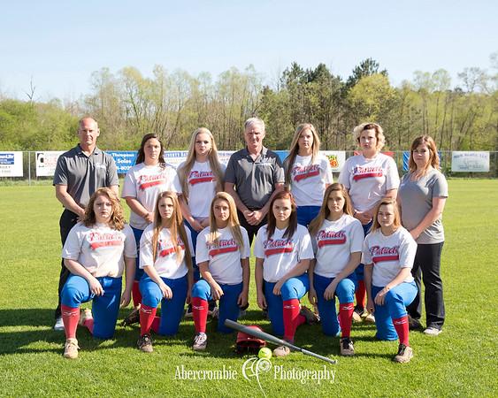 WE softball teams