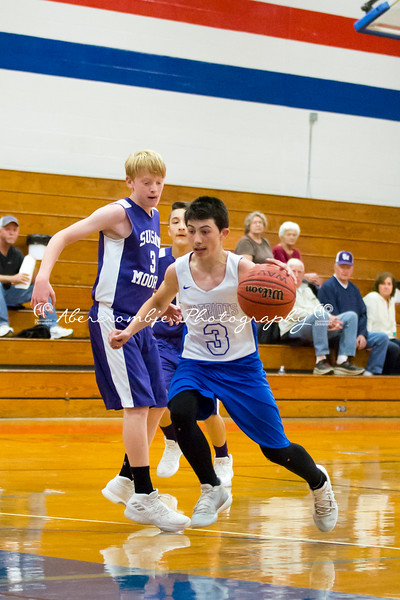 WE vs Susan Moore JV Basketball