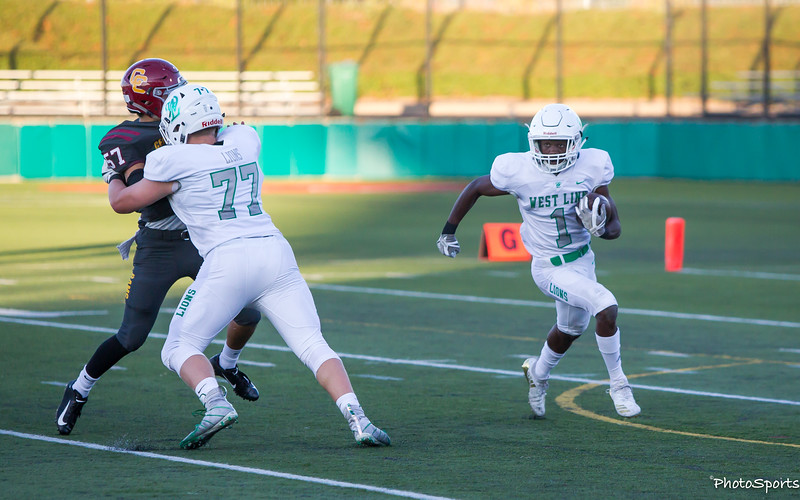 West Linn vs  Central Catholic August 31, 2018-7013