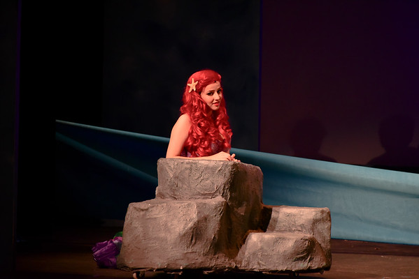 2018 Wildcat Players Little Mermaid 1