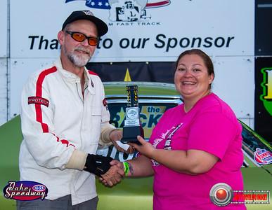 Ken Kimball, Rapid City, SD - R/U - Oahe Speedway Box/No Box Shootout