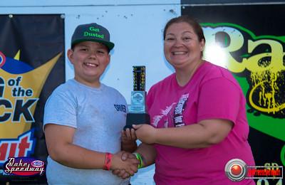Rylee Case, Rapid City, SD - R/U - Oahe Speedway Junioer Shootout