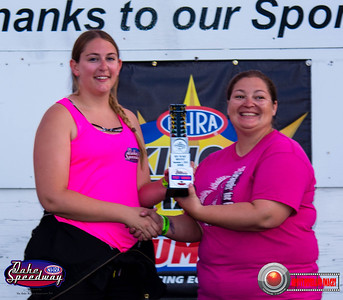 Ashely Holm, Pierre, SD - Winner - Oahe Speedway Box/No Box Shootout