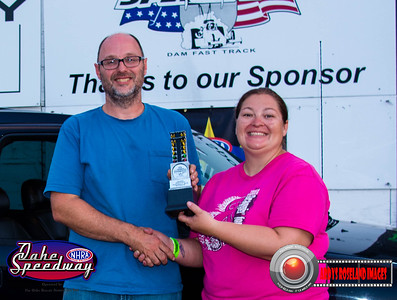 Brian Robertson, Pierre, SD - R/U - Oahe Speedway Trophy Shootout