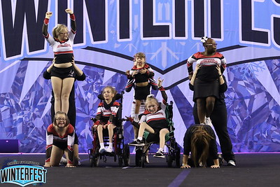 All Star Athletics Shooting Stars Special Needs