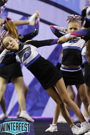 Bluewater Cheer Athletics Storm Youth Medium 1