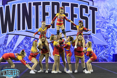 Chatham Inspire Cheer Dazzle Junior X-Small 1